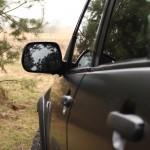 Toyota RAW 4 - carbon, mat, przyciemniane szyby