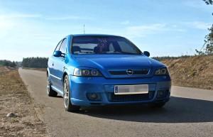 Opel ASTRA II OPC
